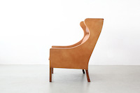 Lounge Chair Mod. 2204 by Børge Mogensen for Fredericia