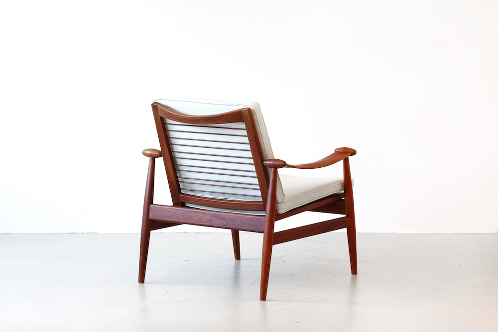 Lounge Chair by Finn Juhl for France & Søn