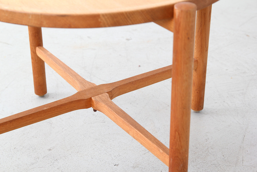 Coffee Table by Hans J. Wegner for Andreas Tuck