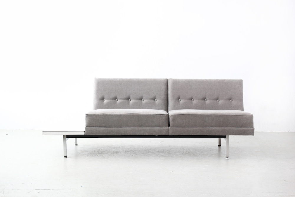 Modular System Twoseater Sofa by George Nelson for Herman Miller