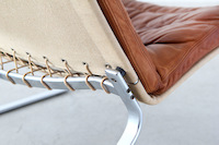 Lounge Chairs by Jørgen Kastholm for Kill International