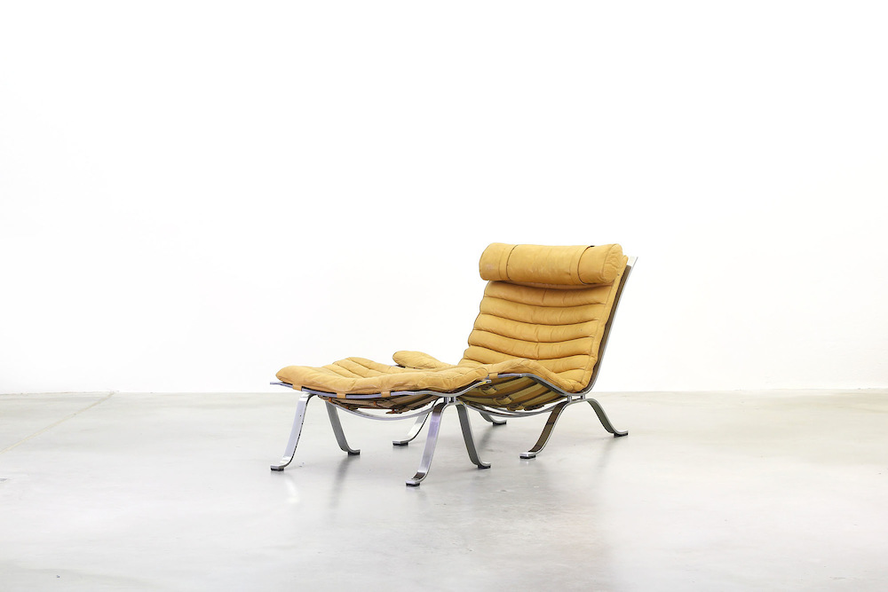 Lounge Chair Ari by Arne Norell