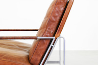 Lounge Chairs Fabricius & Kastholm for Kill International