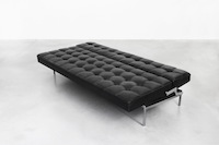 Sofa by Johannes Spalt for Wittmann