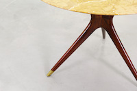 Dining Table by Ico Parisi for Fratelli Rizzi