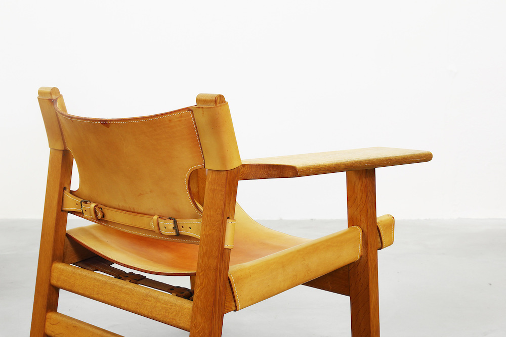 Lounge Chairs by Børge Mogensen for Fredericia
