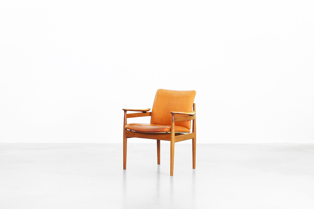 Armchair by Finn Juhl for France & Søn