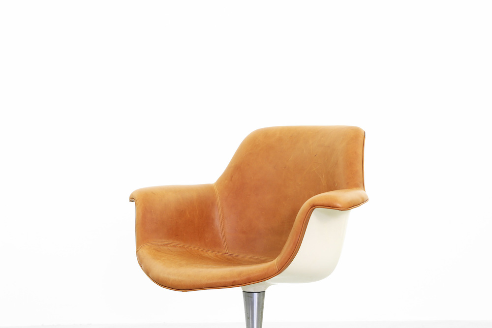 Jørgen Kastholm for Alfred Kill International Armchair Chair Sessel Stuhl JK810